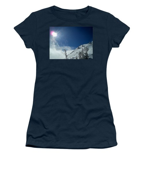Above The Clouds Women's T-Shirt