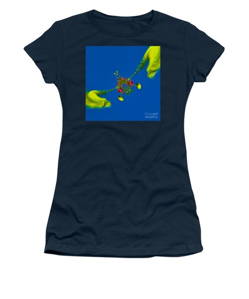 Abstract Lobster 9137205141 Women's T-Shirt