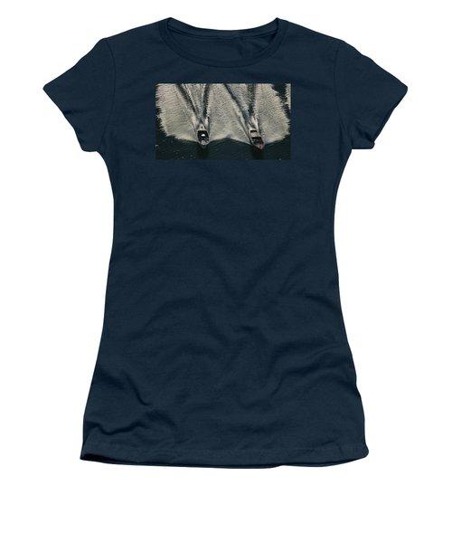 Aerial Wash Women's T-Shirt
