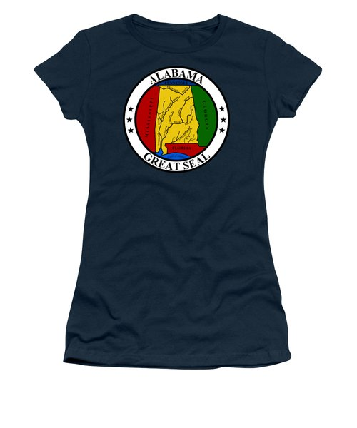 Alabama State Seal Women's T-Shirt
