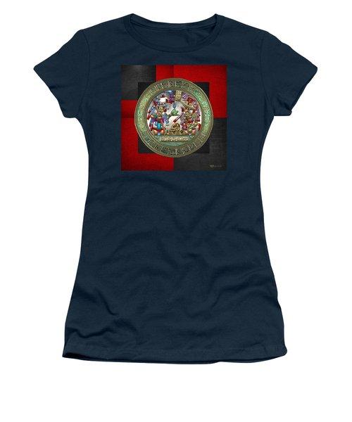 Altar 5 From Tikal Women's T-Shirt