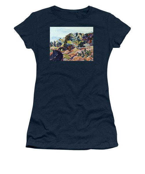 Always Returning Women's T-Shirt (Junior Cut) by Erika Pochybova
