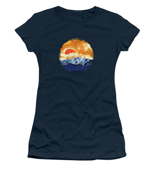 Amber Dusk Women's T-Shirt (Junior Cut) by Katherine Smit
