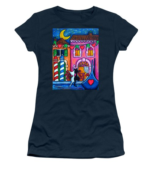 Amore In Venice Women's T-Shirt