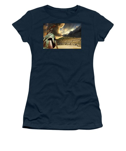 Ancient Greece Women's T-Shirt (Athletic Fit)