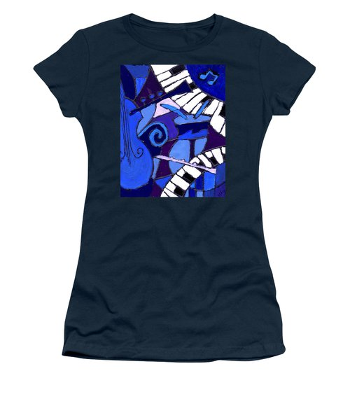 and All that Jazz 3  Women's T-Shirt (Athletic Fit)