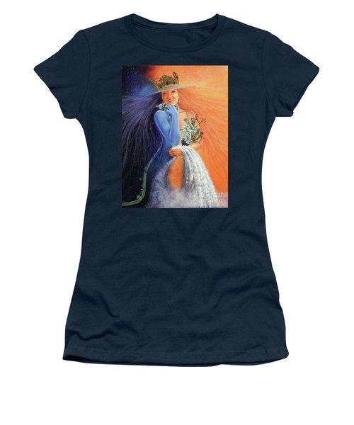 Andar La Habana' Women's T-Shirt (Junior Cut) by Jorge L Martinez Camilleri