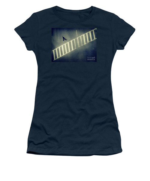 Anonymity Women's T-Shirt (Athletic Fit)