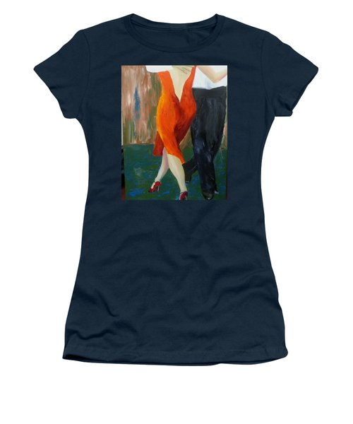 Another Tango Twirl Women's T-Shirt