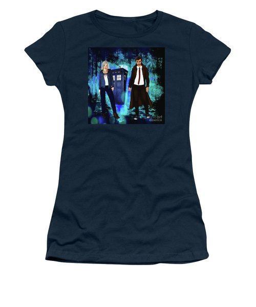 Another Unknown Adventure Women's T-Shirt (Athletic Fit)