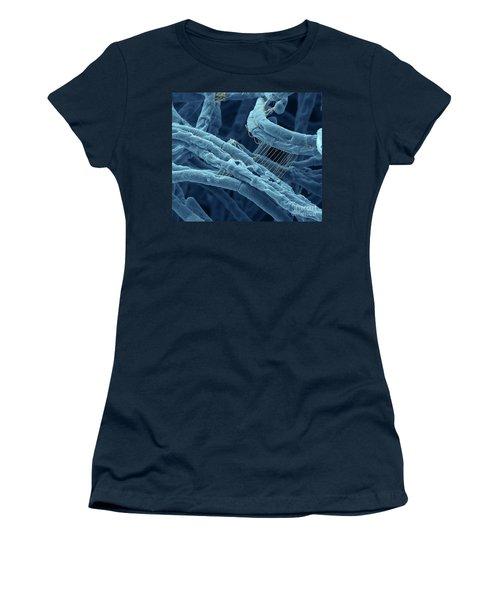 Anthrax Bacteria Sem Women's T-Shirt