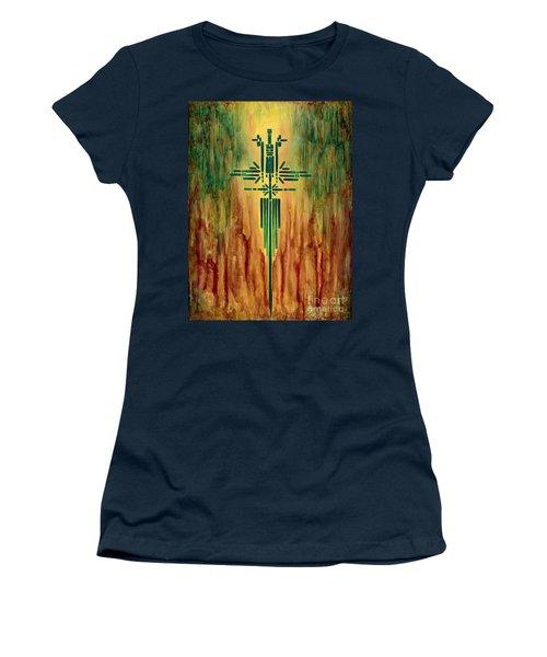 Archangel Michael Women's T-Shirt