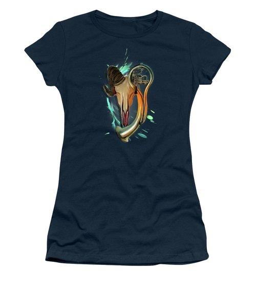 Aries Women's T-Shirt (Junior Cut)