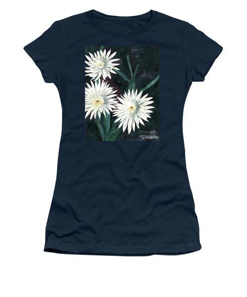 Arizona-queen Of The Night Women's T-Shirt (Athletic Fit)