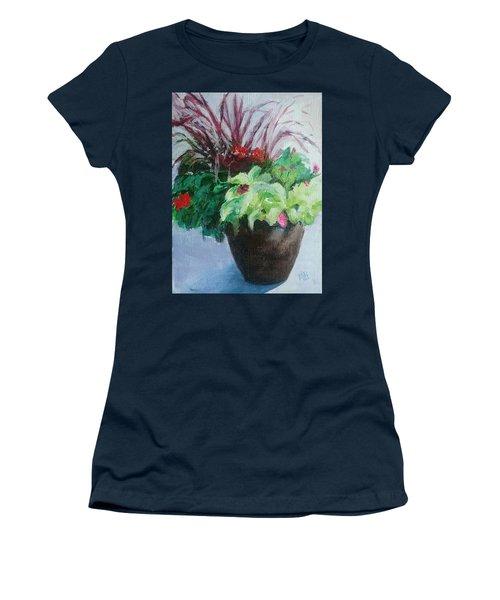 Arrangement Women's T-Shirt (Athletic Fit)
