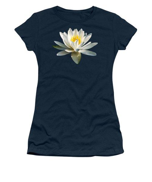 White Water Lily Women's T-Shirt