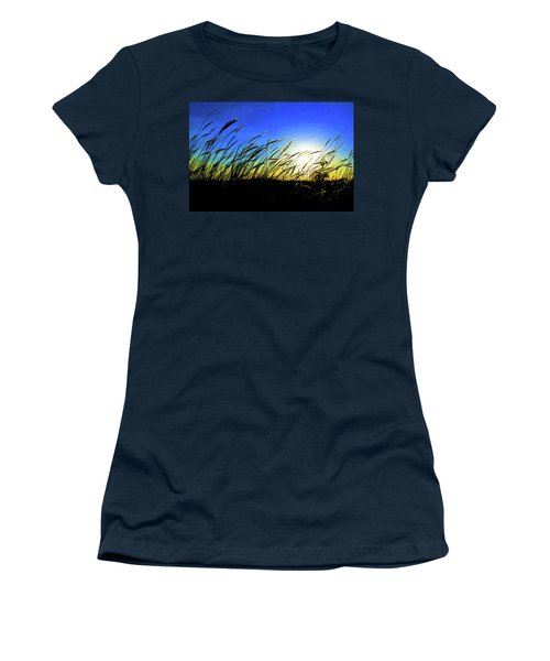 Tall Grass Women's T-Shirt (Athletic Fit)