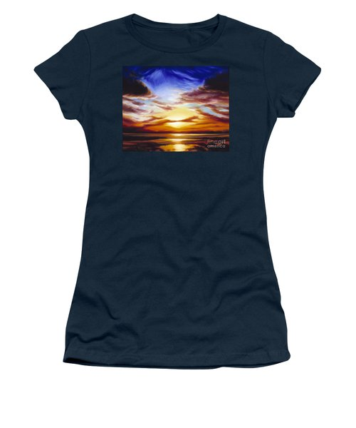 As The Sun Sets Women's T-Shirt