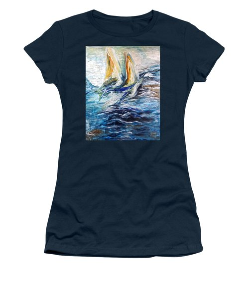 At Sea Women's T-Shirt