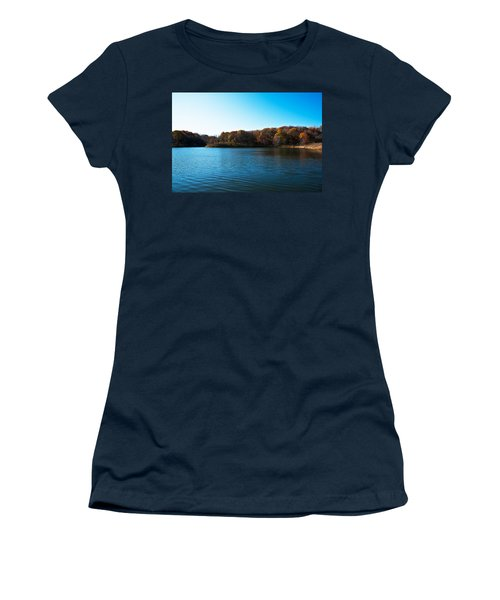 Autumn The In Loess Hills Women's T-Shirt