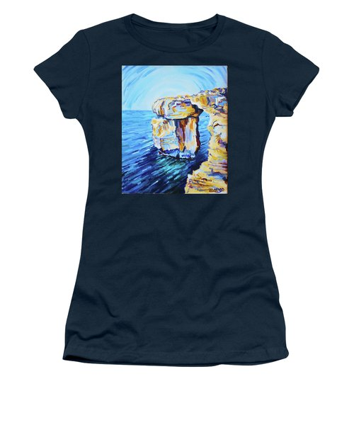 Azure Window Women's T-Shirt