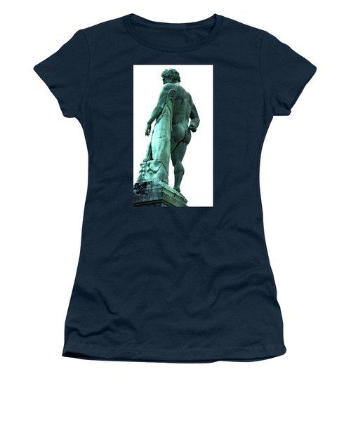 Back View From Great Hercules Women's T-Shirt