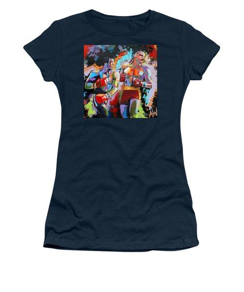 Balboa Women's T-Shirt (Athletic Fit)