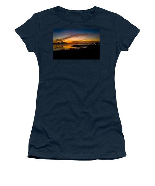 Bali Sunrise I Women's T-Shirt (Junior Cut) by M G Whittingham