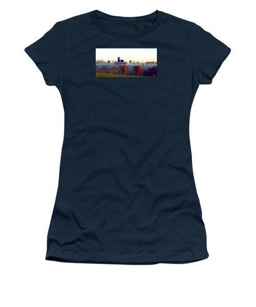 Barn And Silo 3 Women's T-Shirt