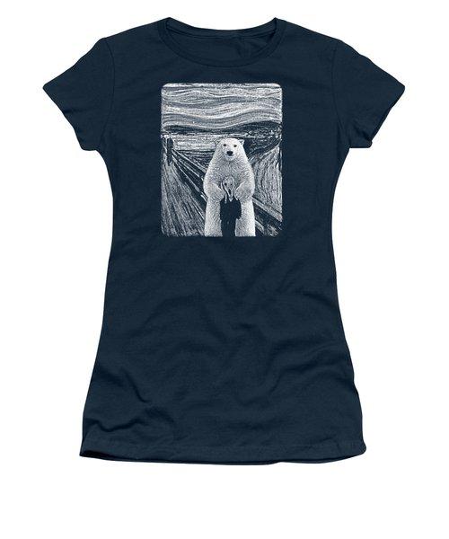 Bear Factor Women's T-Shirt (Athletic Fit)