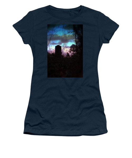 Beautiful Evening In The Graveyard Women's T-Shirt (Athletic Fit)