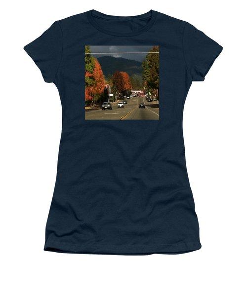 Beautiful Fall Day! Women's T-Shirt