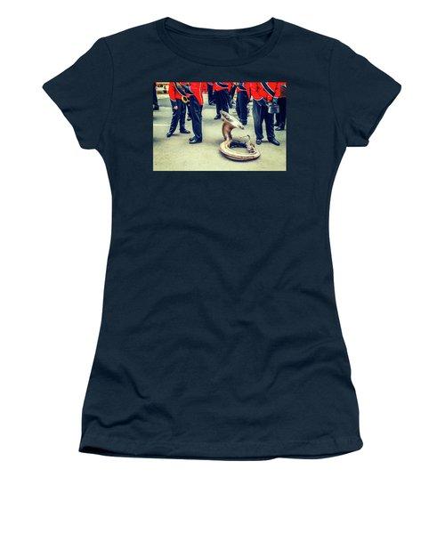 Behind Scene - Sousaphone Life Women's T-Shirt