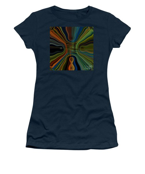 Behind The Drapes 3 Women's T-Shirt (Athletic Fit)