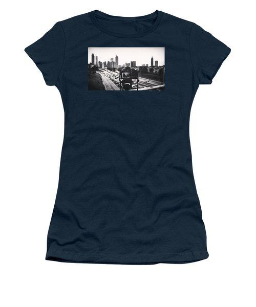 Behind The Lens Women's T-Shirt