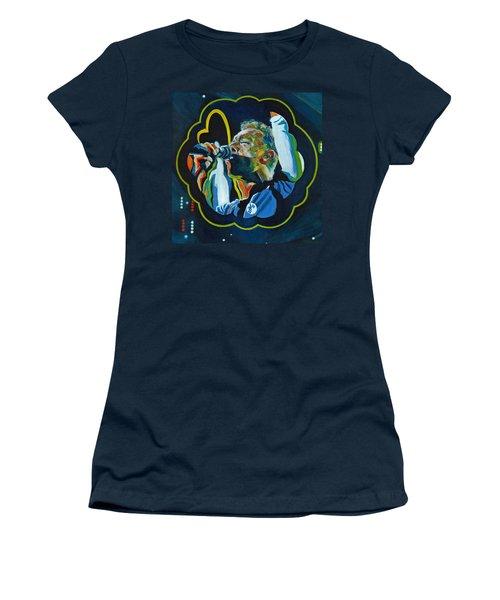 Believe In Love - Chris Martin Women's T-Shirt