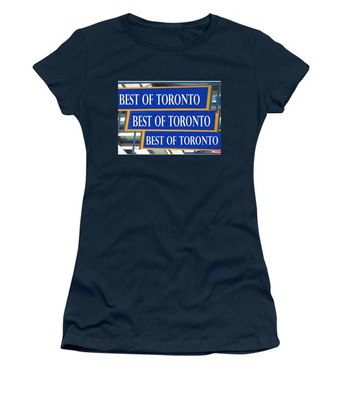 Best Of  Toronto On Canada Women's T-Shirt