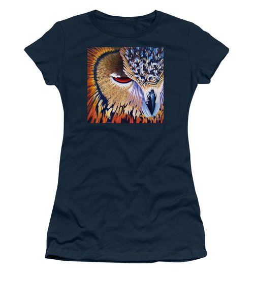 Between Two Worlds Women's T-Shirt (Athletic Fit)