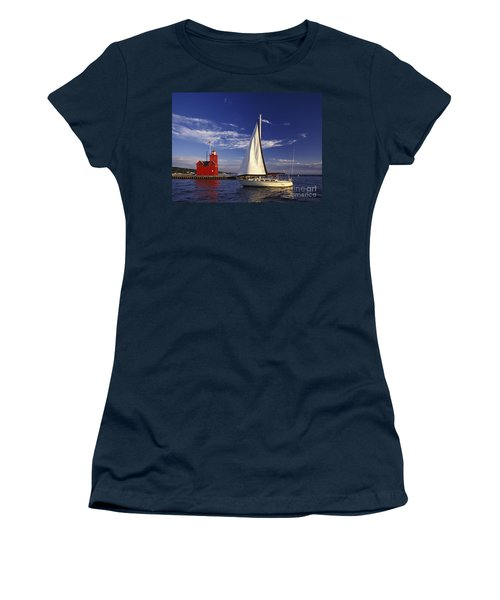 Big Red - Fm000060 Women's T-Shirt (Athletic Fit)