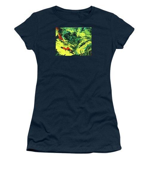 Bird Of Paradise Women's T-Shirt (Junior Cut) by Ralph White