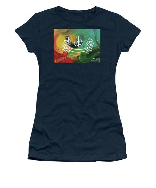 Bismillah-arahman-arahim Women's T-Shirt