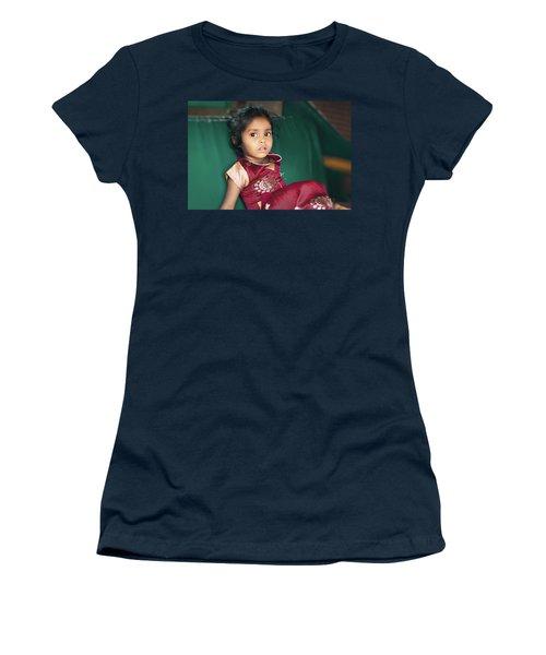 Black Eyes Women's T-Shirt