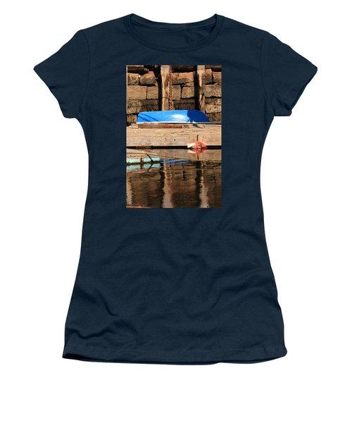 Blue Dingy Women's T-Shirt