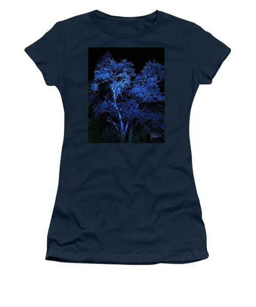 Blue Magic Women's T-Shirt (Athletic Fit)