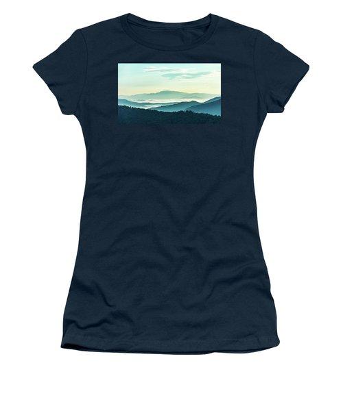 Blue Ridge Pastel Women's T-Shirt