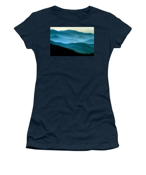 Blue Ridges Women's T-Shirt