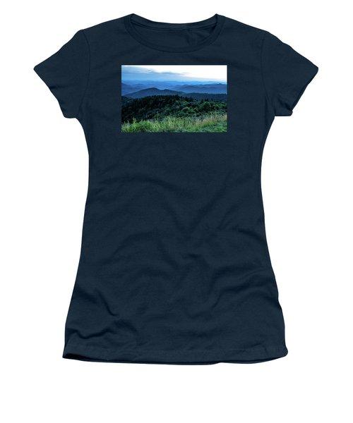 Blue Sunset Women's T-Shirt
