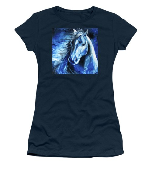 Blue Thunder  Women's T-Shirt