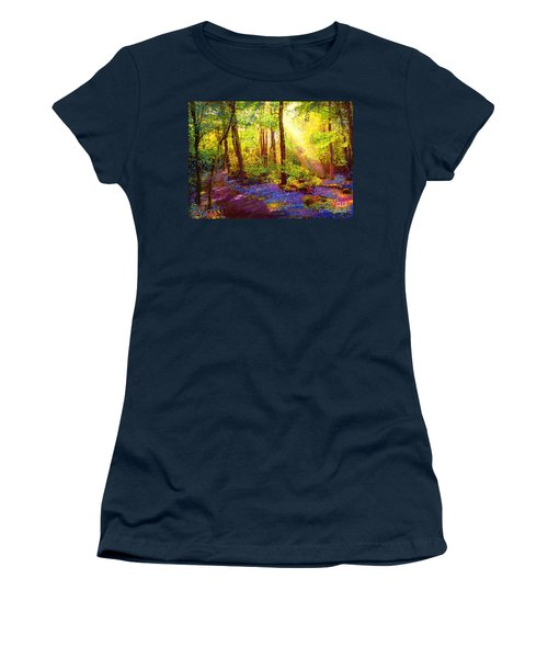 Bluebell Blessing Women's T-Shirt