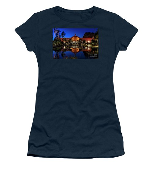 Botanical Gardens At Balboa Women's T-Shirt (Athletic Fit)